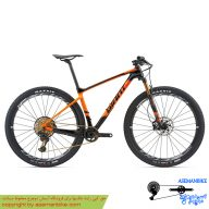 دوچرخه کوهستان کربن جاینت مدل ایکس تی سی ادونس 29 ای آر 0 سایز 29 2018 Giant XTC Advanced 29er 0 2018