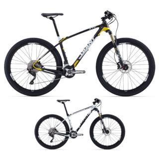 دوچرخه کوهستان کربن جاینت مدل ایکس تی سی ادونس 2 سایز 27.5 Giant XTC Advanced 2 2015