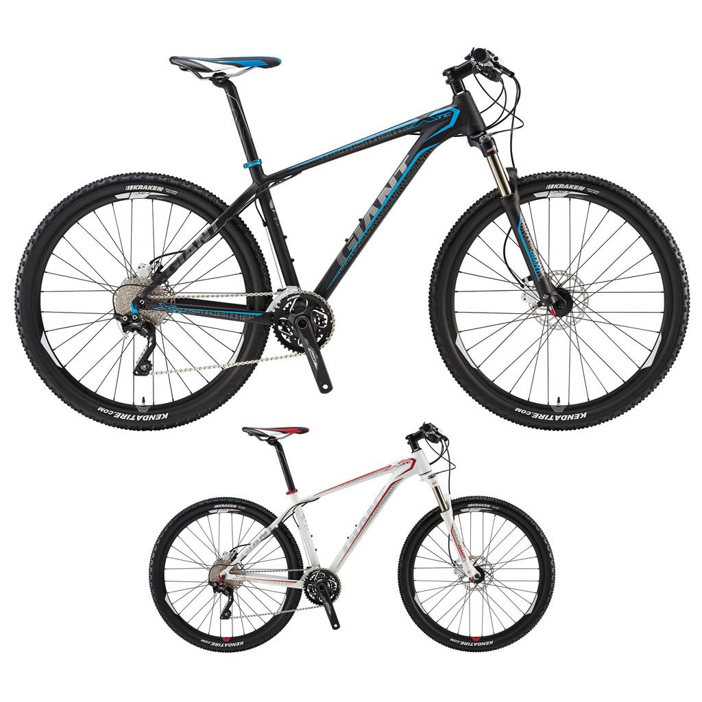 دوچرخه کوهستان جاینت مدل ایکس تی سی اس ای سایز 27.5 Giant XtC SE 2015