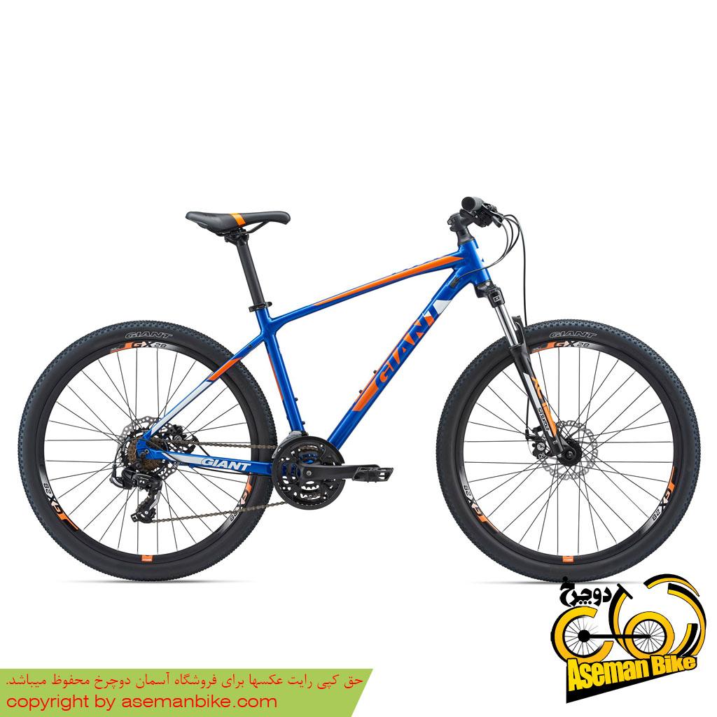 دوچرخه کوهستان دو منظوره جاینت مدل ای تی ایکس 2 سایز 27.5 2018 Giant ATX 27.5 2 2018