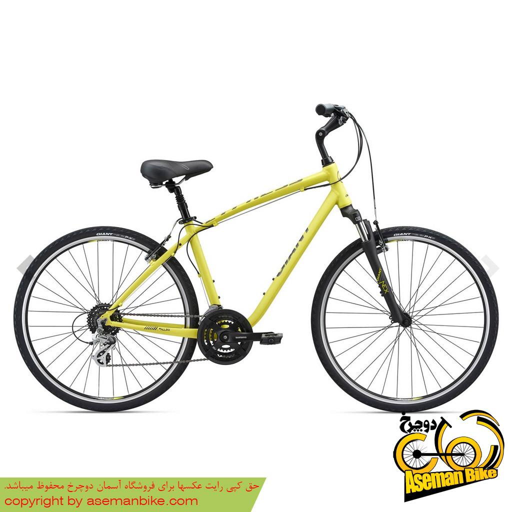 دوچرخه شهری جاینت مدل سایپرس دی ایکس سایز 28 2018 Giant Cypress DX 28 2018