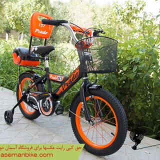 دوچرخه بچه گانه پرادو مدل 157 سایز 16 Prado Kids Bicycle 157 16