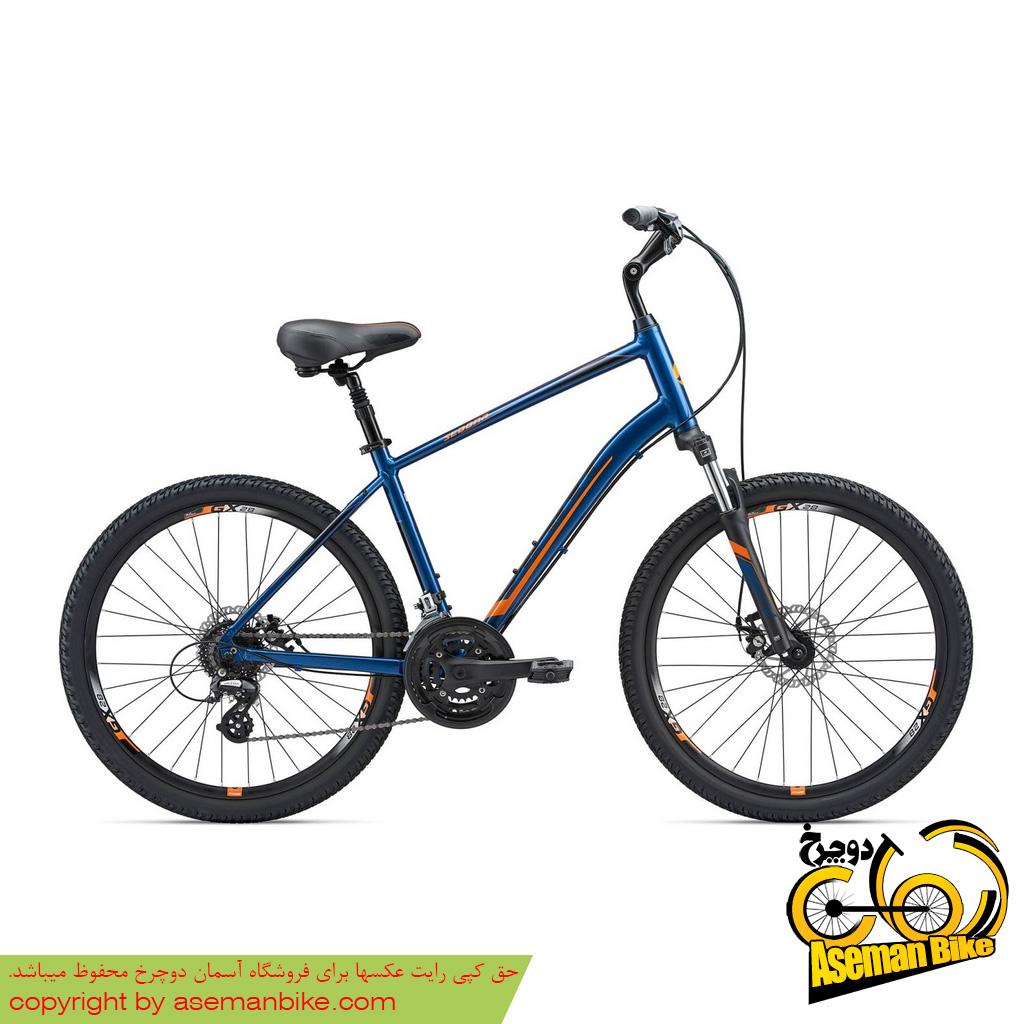دوچرخه هایبرید شهری جاینت مدل سدونا دی ایکس سایز 26 2018 Giant Sedona DX 26 2018
