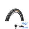 لاستیک تایر دوچرخه کنتیننتال مدل د برون سایز ۲۶x2.3 Continental Tire Der Baron