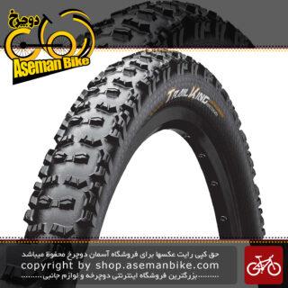 لاستیک تایر دوچرخه کنتیننتال مدل تریل کینگ تاشو سایز ۲۶×2.2 Continental Tire Trail King