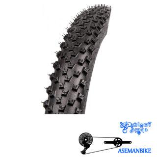 لاستیک تایر دوچرخه کنتیننتال مدل ایکس کینگ تاشو سایز ۲۶×2٫2 Continental Tire X King