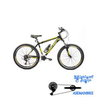 نمایندگی دوچرخه کوهستان گالانت مدل جی تی 26 سایز 26 GALANT GT 26