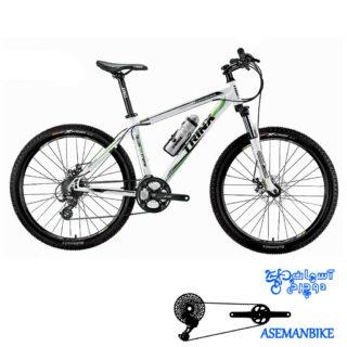 دوچرخه کوهستان ترینکس مدل ام 406 سایز 26 TRINX M406
