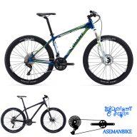 دوچرخه کوهستان جاینت مدل تالون 1 سایز 27.5 Giant Talon 1 2015