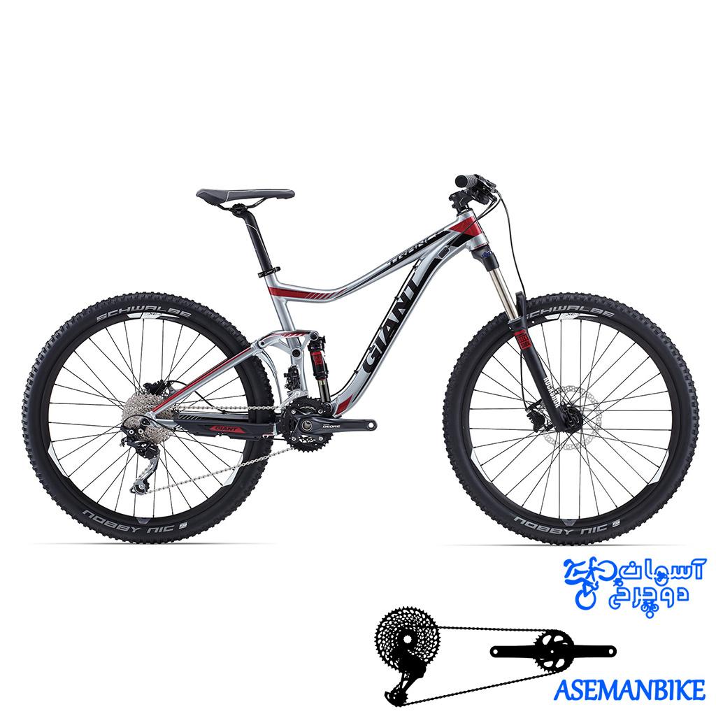 دوچرخه تریل جاینت مدل ترنس 3 سایز 27.5 Giant Trance 3 2015