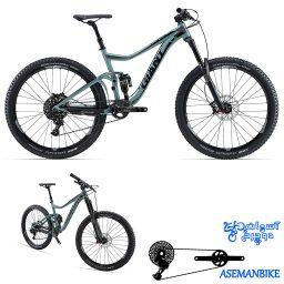 دوچرخه تریل جاینت مدل ترنس اس ایکس سایز 27.5 Giant Trance SX 27.5 2015