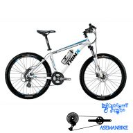 دوچرخه کوهستان ترینکس مدل ایکس 2 سایز 26 TRINX X2