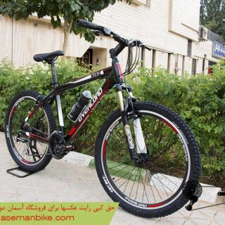 دوچرخه کوهستان اورلورد مدل نایک سایز 26 2017 Overlord Bicycle Nike 26 2017