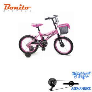 دوچرخه بچه گانه بونیتو BONITO-مدل 110-سایز 16