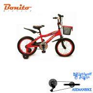 دوچرخه بچه گانه بونیتو BONITO-مدل 111-سایز 16