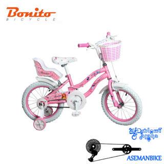 دوچرخه بچه گانه بونیتو BONITO-مدل 114-سایز 16