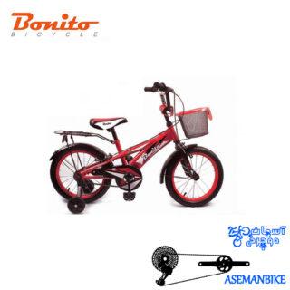 دوچرخه بچه گانه بونیتو BONITO-مدل 205-سایز 16