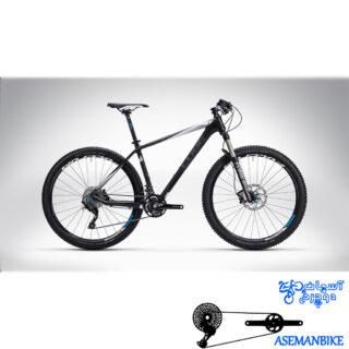 نمایندگی دوچرخه کوهستان کراس کانتری کیوب مدل ری اکشین جی تی سی پرو سایز ۲۷.۵ CUBE Reaction GTC Pro 2015