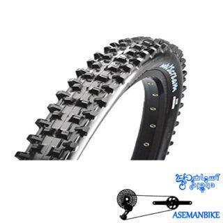 لاستیک تایر دوچرخه ماکسیس وت اسکریم اس تی سایز 26x2.50 Maxxis Tire WetScream ST 26x2.50