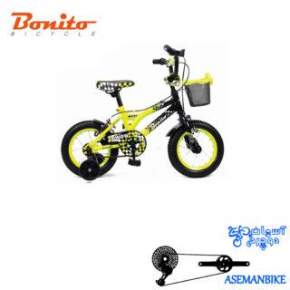 دوچرخه بچه گانه بونیتو BONITO-مدل 106-سایز 12