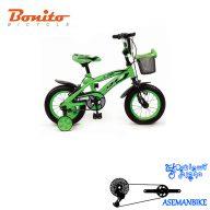 دوچرخه بچه گانه بونیتو BONITO-مدل 107-سایز 12