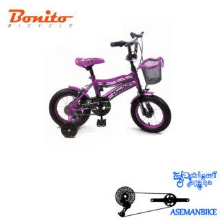 دوچرخه بچه گانه بونیتو BONITO-مدل 110-سایز 12