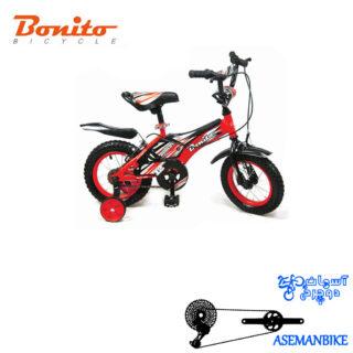 دوچرخه بچه گانه بونیتو BONITO-مدل 112-سایز 12