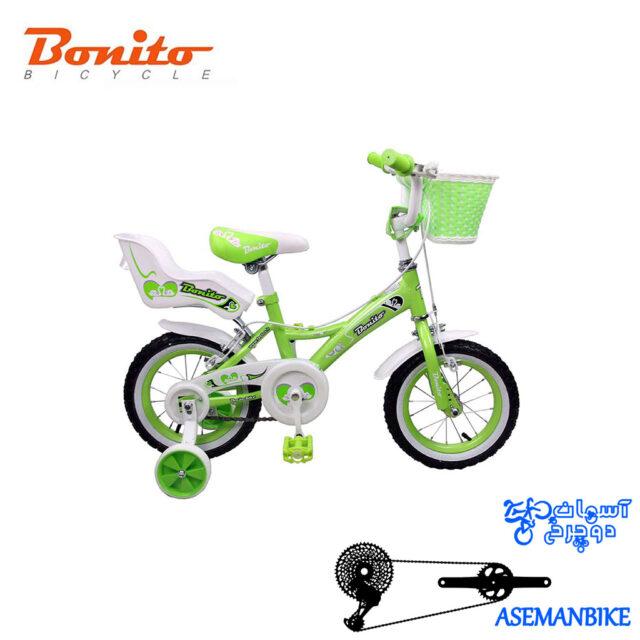 دوچرخه بچه گانه بونیتو BONITO-مدل 116-سایز 12