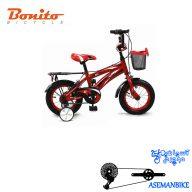دوچرخه بچه گانه بونیتو BONITO-مدل 201-سایز 12