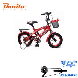 دوچرخه بچه گانه بونیتو BONITO-مدل 209-سایز 12
