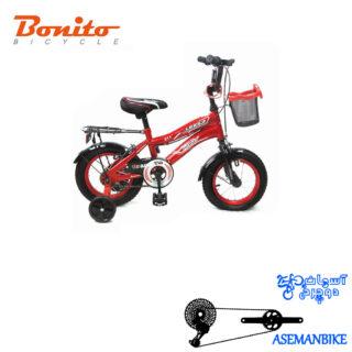 دوچرخه بچه گانه بونیتو BONITO-مدل 211-سایز 12