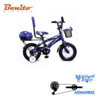 دوچرخه بچه گانه بونیتو BONITO-مدل 301-سایز 12