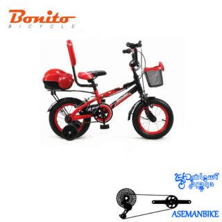 دوچرخه بچه گانه بونیتو BONITO-مدل 302-سایز 12