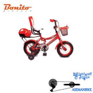 دوچرخه بچه گانه بونیتو BONITO-مدل 304-سایز 12