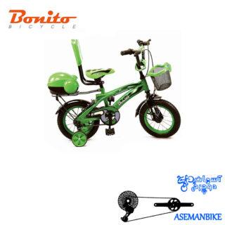 دوچرخه بچه گانه بونیتو BONITO-مدل 307-سایز 12