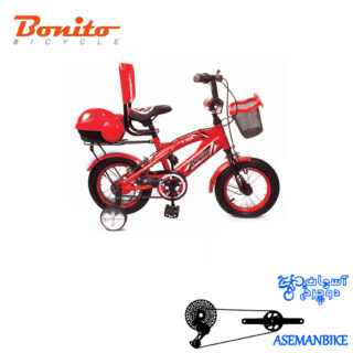 دوچرخه بچه گانه بونیتو BONITO-مدل 309-سایز 12