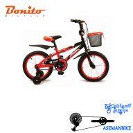 دوچرخه بچه گانه بونیتو BONITO-مدل 102-سایز 16