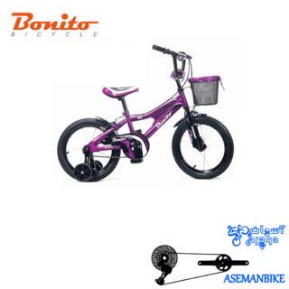دوچرخه بچه گانه بونیتو BONITO-مدل 103-سایز 16