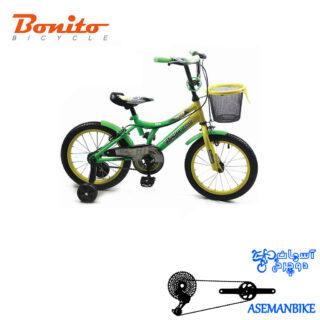 دوچرخه بچه گانه بونیتو BONITO-مدل 104-سایز 16