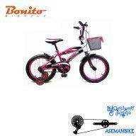 دوچرخه بچه گانه بونیتو BONITO-مدل 108-سایز 16