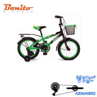 دوچرخه بچه گانه بونیتو BONITO-مدل 202-سایز 16