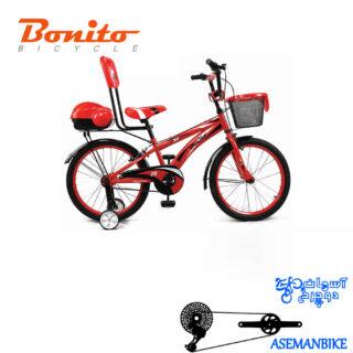 دوچرخه بچه گانه بونیتو BONITO-مدل 301-سایز 20