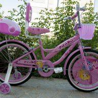 دوچرخه دخترانه پرادو مدل 601 سایز 20 Prado Lady Bicycle 601 20
