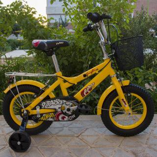 دوچرخه بچه گانه پرادو مدل نایت 212 سایز 12 Prado Bicycle Knight 212 12