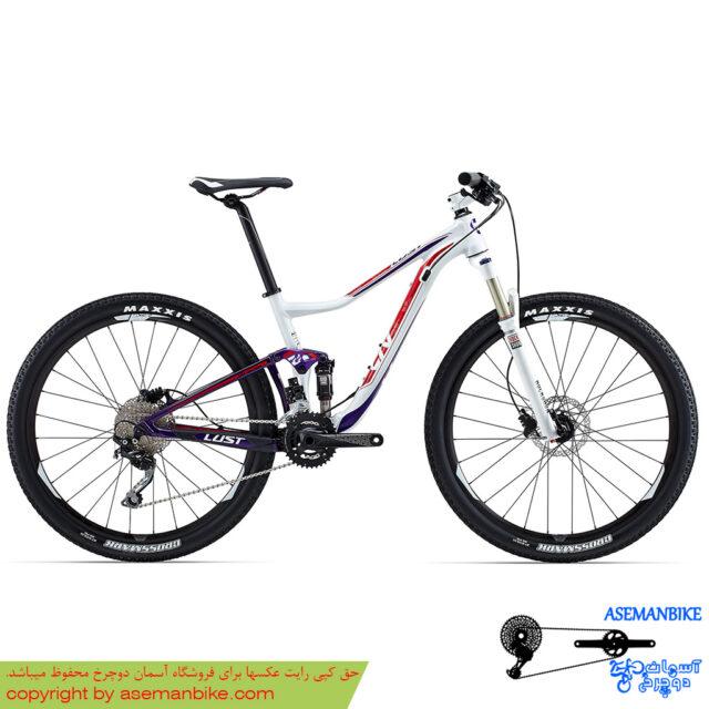 دوچرخه جاینت لیو مدل لاست 3 سایز ۲۷٫۵ Giant LIV lust 3 2015