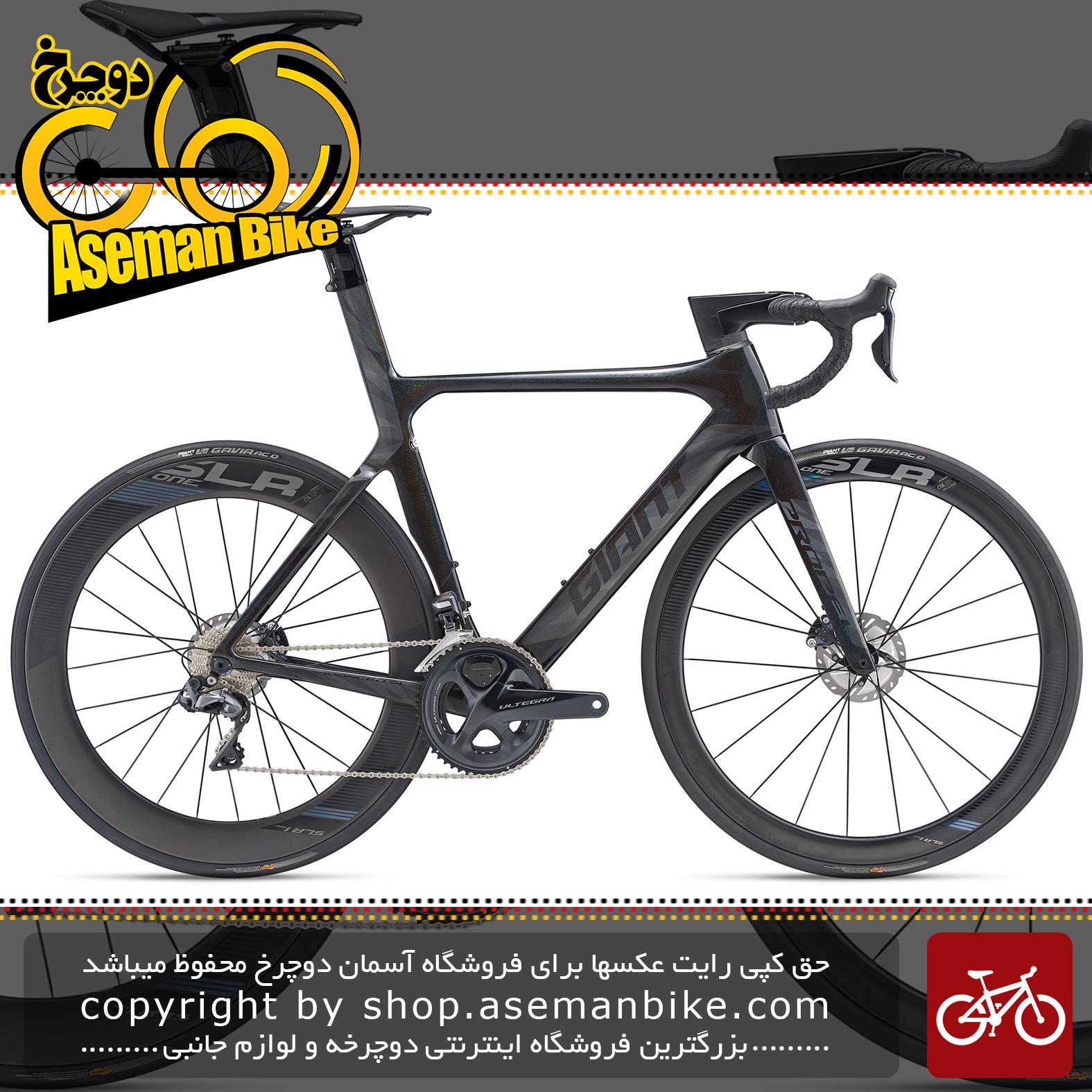 دوچرخه کوهستان کراس کانتری مسابقات کربن جاینت مدل ایکس تی ادونس اس ال 0 سایز 27.5 Giant XtC Advanced SL 0 2016