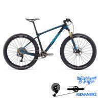 دوچرخه کوهستان کراس کانتری مسابقات کربن جاینت مدل ایکس تی ادونس اس 0 سایز 27.5 Giant XtC Advanced SL 0 2016
