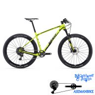 دوچرخه کوهستان کراس کانتری مسابقات کربن جاینت مدل ایکس تی ادونس اس 1 سایز 27.5 Giant XtC Advanced SL 1 2016