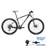 دوچرخه کوهستان کراس کانتری جاینت مدل ایکس تی سی اس ال آر 1 پلاس سایز 27.5 Giant XtC SLR 1 PLUS 2016
