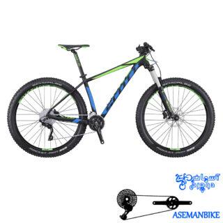 دوچرخه کوهستان کراس کانتری اسکات مدل اسپکت 720 سایز 27.5 2016 Scott Aspect 720